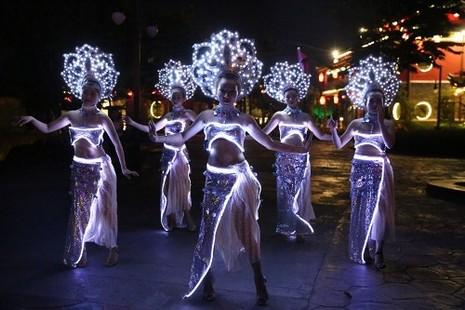 Sôi động Đêm hội sắc màu châu Á tại Đà Nẵng - ảnh 2