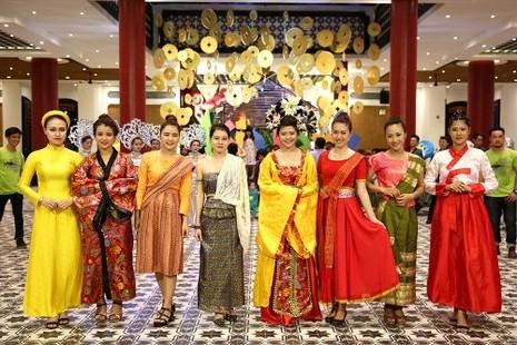 Sôi động Đêm hội sắc màu châu Á tại Đà Nẵng - ảnh 3