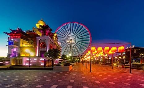 Sôi động Đêm hội sắc màu châu Á tại Đà Nẵng - ảnh 1
