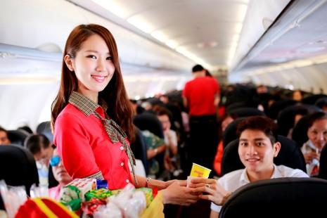 Vietjet mở bán vé đường bay Hà Nội - Busan - ảnh 1