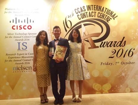 DKSH Việt Nam nhận giải thưởng về chăm sóc khách hàng - ảnh 1