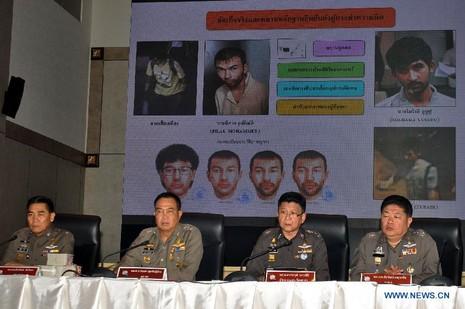 Thái Lan tiết lộ động cơ đánh bom Bangkok - ảnh 1