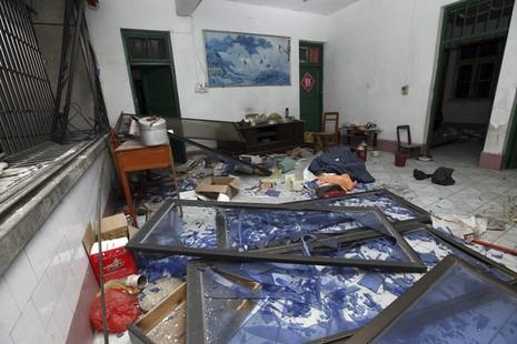 Lại thêm một vụ nổ làm rúng động Quảng Tây-Trung Quốc - ảnh 1