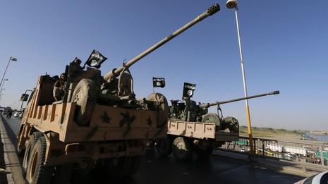 3.000 quân khủng bố trốn sang Jordan vì sợ Nga không kích - ảnh 1