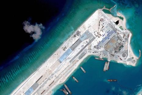 Mỹ tuần tra biển Đông để 'kiểm tra' lời hứa của ông Tập  - ảnh 1