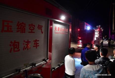 Thiên Tân rung chuyển: Lại nổ hóa chất trong đêm - ảnh 3