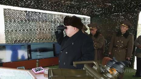 Triều Tiên bác đề xuất nối lại đàm phán hạt nhân - ảnh 1
