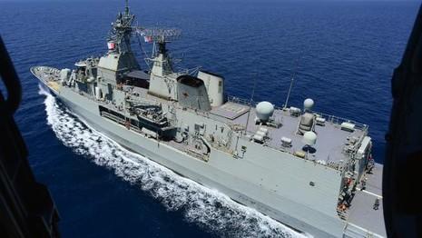 Australia hoãn tập trận chung với Trung Quốc trên biển Đông - ảnh 1