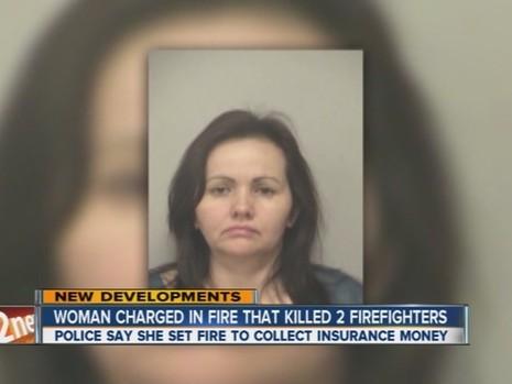 Mỹ truy tố một phụ nữ gốc Việt tội cố ý gây hỏa hoạn, làm chết hai người - ảnh 1