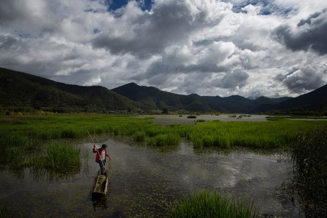 Vén màn bí ẩn 'nữ nhi quốc' cuối cùng của Trung Quốc - ảnh 1