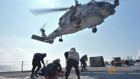 Hải quân Mỹ tính tuần tra biển Đông mỗi quý hai lần - ảnh 1
