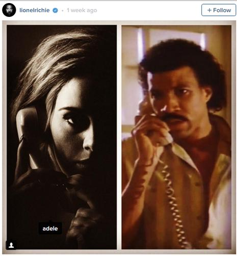 Bản hit 'Hello' của Adele bị tố đạo ý tưởng - ảnh 1