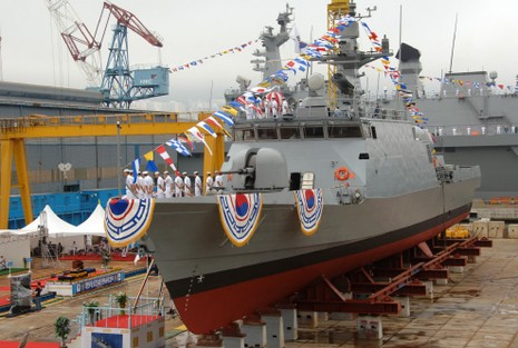 Hàn Quốc sẽ tập trận trên đảo Nhật tuyên bố chủ quyền - ảnh 1