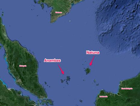 Trung Quốc không phản đối chủ quyền quần đảo Natuna của Indonesia - ảnh 1