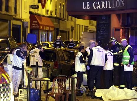 Khủng bố ở Paris: Tất cả kẻ tấn công đã bị tiêu diệt - ảnh 1
