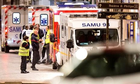 Tổng hợp diễn biến chính vụ vây ráp chủ mưu tấn công Paris - ảnh 5
