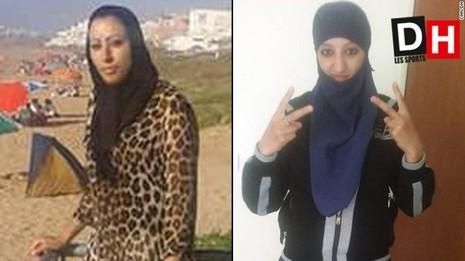 'Bi kịch' người phụ nữ bị nhầm là nữ khủng bố Paris - ảnh 1