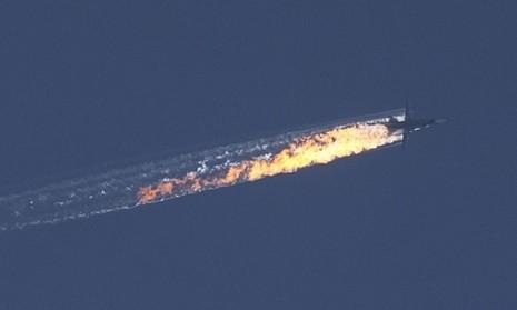 Một phi công Su-24 bị bắn của Nga được quân đội Syria cứu thoát - ảnh 1