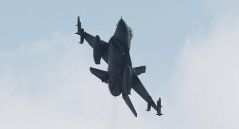 Sáu chiến đấu cơ của Thổ Nhĩ Kỳ xâm phạm không phận Hy Lạp - ảnh 1