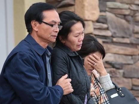 Cô gái gốc Việt thiệt mạng trong vụ xả súng ở Mỹ - ảnh 1