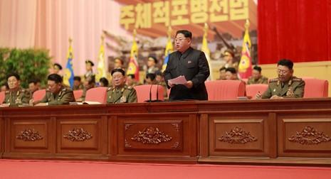 Triều Tiên bất ngờ tuyên bố sở hữu bom nhiệt hạch - ảnh 1