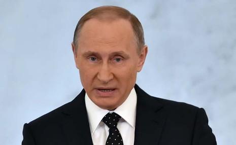 Cảnh sát hầu tòa vì đưa nhầm Tổng thống Putin vào danh sách tội phạm - ảnh 1