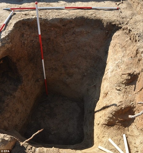 Phát hiện mộ cổ nghi lưu giữ trái tim của đại đế Thổ Nhĩ Kỳ - ảnh 1