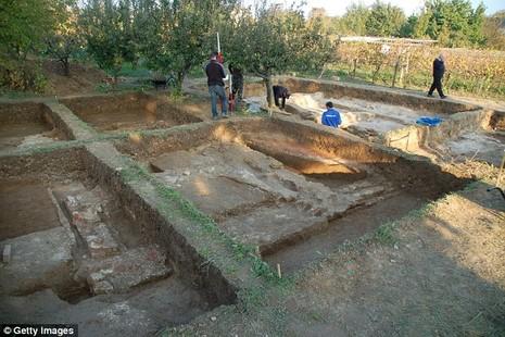 Phát hiện mộ cổ nghi lưu giữ trái tim của đại đế Thổ Nhĩ Kỳ - ảnh 4