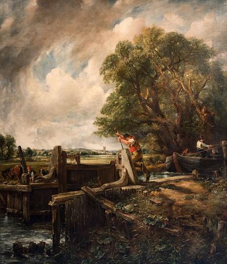 Bức tranh phong cảnh làng quê bán với giá 311 tỉ đồng - ảnh 2