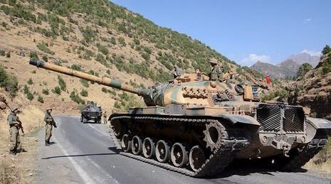 Hàng ngàn người Iraq biểu tình đòi Thổ Nhĩ Kỳ rút quân  - ảnh 2