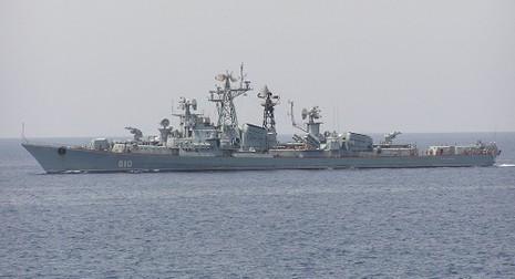 Chiến hạm Nga bắn cảnh cáo tàu Thổ Nhĩ Kỳ - ảnh 1