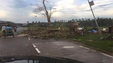 Chín người thiệt mạng, năm người mất tích trong siêu bão Melor - ảnh 4