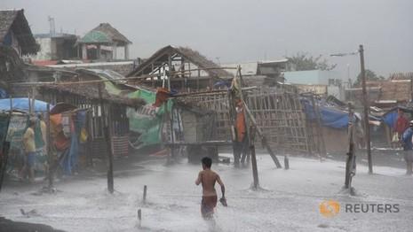 Chín người thiệt mạng, năm người mất tích trong siêu bão Melor - ảnh 1