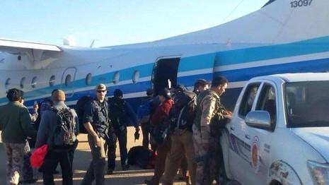 Lính Mỹ vừa tới Lybia đã bị 'đuổi' về - ảnh 2