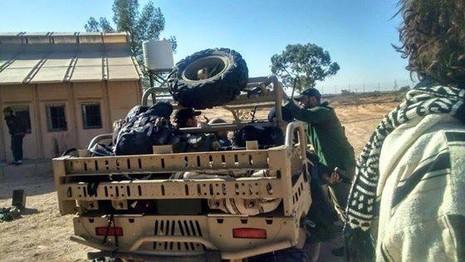 Lính Mỹ vừa tới Lybia đã bị 'đuổi' về - ảnh 3