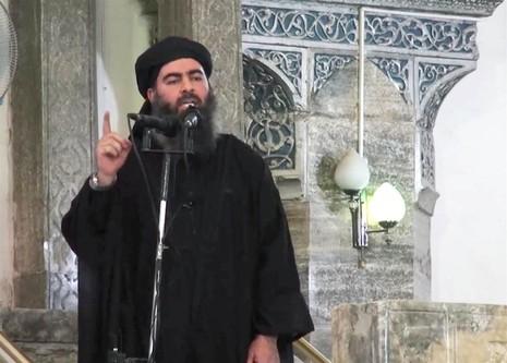 Thủ lĩnh IS nhạo báng Nga và Mỹ  - ảnh 1