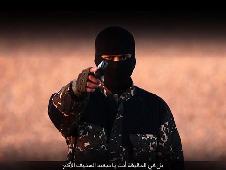 IS công bố video dọa tấn công nước Anh - ảnh 1