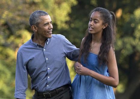 Tổng thống Obama cũng sợ… rơi nước mắt - ảnh 1