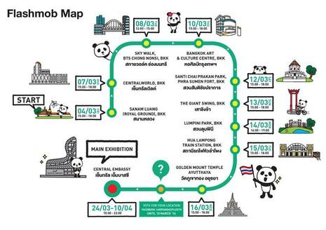1.600 chú gấu trúc sắp 'đổ bộ' vào Thái Lan - ảnh 1