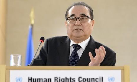 Triều Tiên tẩy chay Hội đồng Nhân quyền Liên Hiệp Quốc - ảnh 1