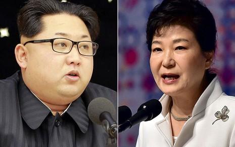 Ông Kim Jong-un: Ngày tàn của Tổng thống Hàn Quốc sắp đến - ảnh 1