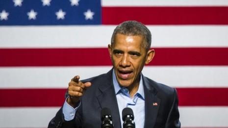 Ông Obama cảnh báo các ứng viên tổng thống - ảnh 1