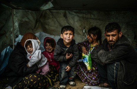 Nghệ sĩ cất tiếng nói bảo vệ nạn nhân nội chiến Syria - ảnh 1