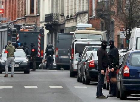 Nghi phạm chính vụ khủng bố Paris bị bắt  - ảnh 4