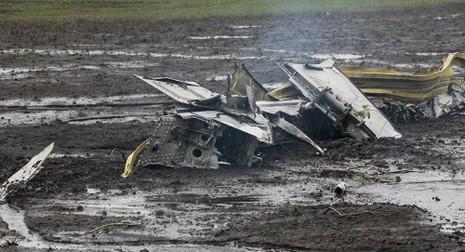 Tiết lộ giây phút cuối cùng vụ rơi máy bay FlyDubai  - ảnh 1