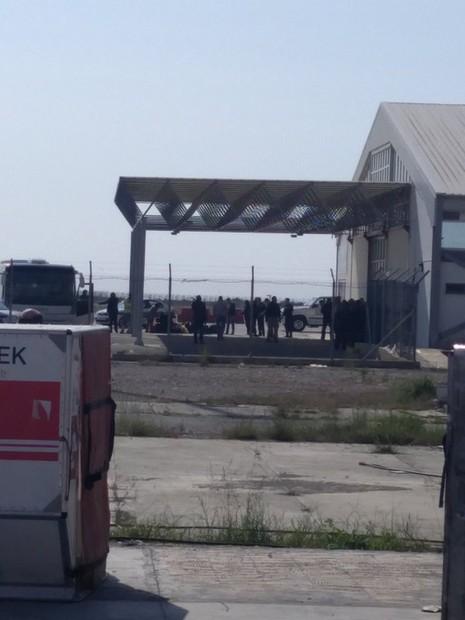 Vụ cướp máy bay Ai Cập: Tên không tặc đã bị bắt - ảnh 8