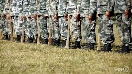 Căng thẳng leo thang, chi tiêu quân sự thế giới lần đầu tăng sau 4 năm - ảnh 1