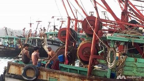 Trung Quốc phủ nhận đưa tàu cá vào vùng biển Malaysia - ảnh 1