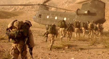 1 triệu lính Mỹ cũng không đủ cho chiến tranh tương lai - ảnh 1