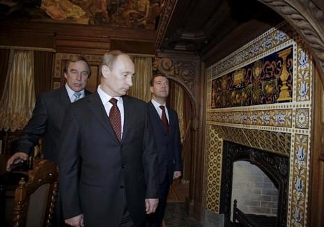 Tổng thống Putin bác bỏ cáo buộc tham nhũng 'Tài liệu Panama' - ảnh 1